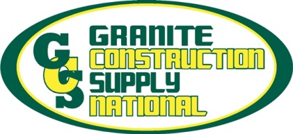 Granite Construction Supply & Sign Shop logo